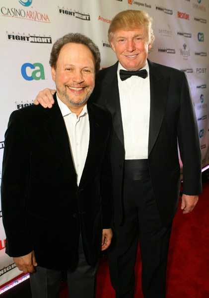 Donald Trump & Billy Crystal