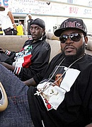 """Trick Daddy on the Set of """"Tuck Ya Ice"""""""