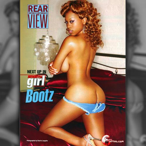 Check Out Ya Girl Bootz!