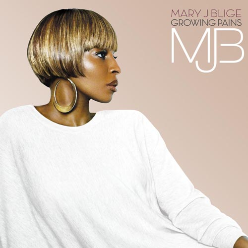 MARY J. BLIGE - GROWING PAINS COVER (HQ)