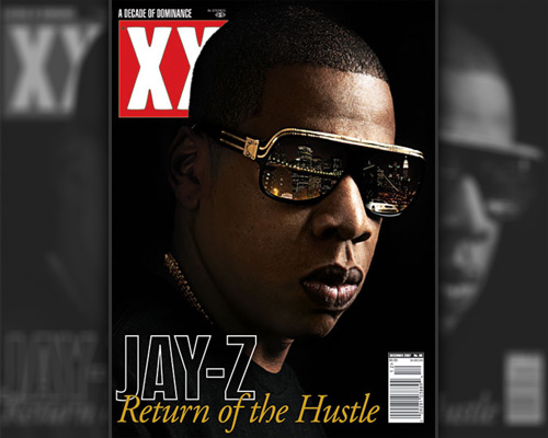 Jay-Z & His Lips Cover XXL Magazine