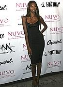 Model Jessica White