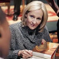 J.K. Rowling // AP