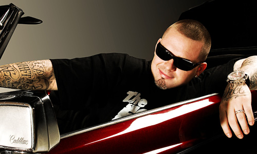 Paul Wall Officially Blings Out Cuffs With an Exclusive New Design