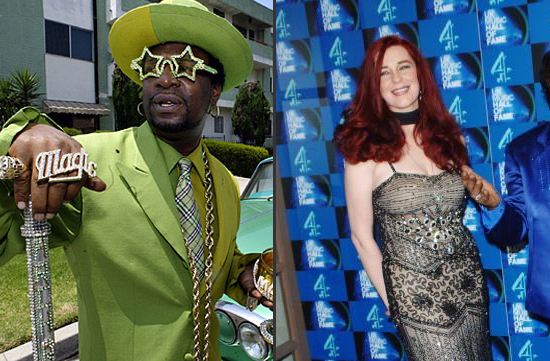 Bishop Don Magic Juan and Tomie Rae Brown (James Brown's Widow) Dating?