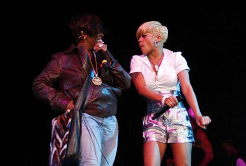 Missy & Keyshia Cole