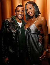 Q-Tip and Serena