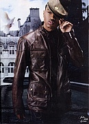 Trey Songz in Blackmen Magazine (December 2007)