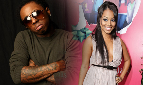 Lil Wayne and Lauren London Engaged?