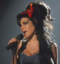Amy Winehouse Arrested in London