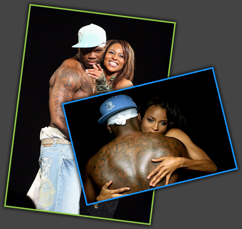 BEST COUPLES OF 2007 - 50 CENT & CIARA