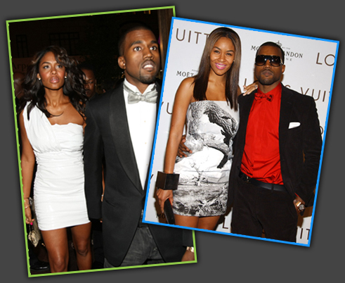 BEST COUPLES OF 2007 - KANYE & ALEXIS