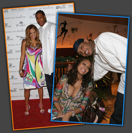 BEST COUPLES OF 2007 - CARMELO & LALA