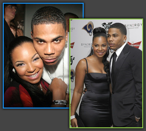 BEST COUPLES OF 2007 - NELLY & ASHANTI