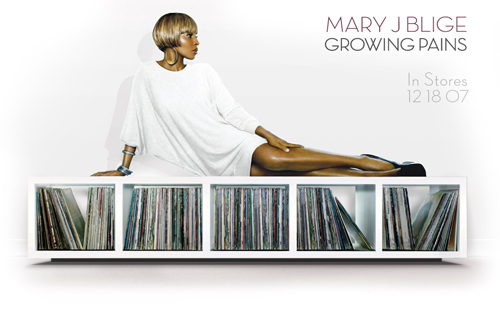 "T2W Exclusive Giveaway: Mary J. Blige ""Growing Pains"" Album / iMainGo for your iPod!"