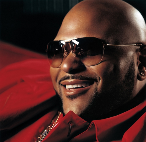 Ruben Studdard Dropped from J Records