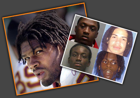 New Details in the Sean Taylor Murder: Four Suspects in Custody » Funeral Held Monday in Florida