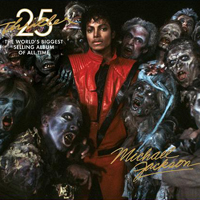 Michael Jackson - Thriller 25th Anniversary Edition Album Cover