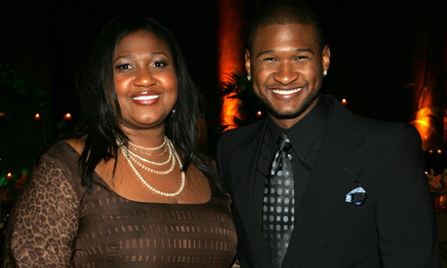 Usher's Mother