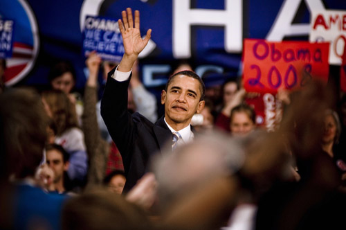 Barack Obama Just Might Win New Hampshire!