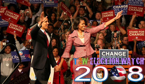 Barack Obama Wins South Carolina!
