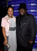 Cedric the Entertainer at the '08 BET Honors