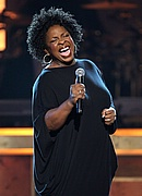 Gladys Knight performs at the '08 BET Honors