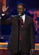 Brian McKnight at the '08 BET Honors