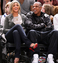 New Rumor: Beyonce and Jay-Z Tied the Knot in Paris?