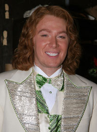 """Quote of the Day: """"I'm Not a Nighttime Person."""" - Clay Aiken"""