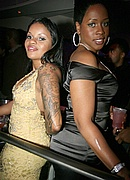 Jacki-O and Remy Ma at DJ Clue's b-day