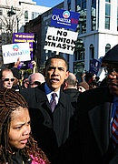 Barack Obama at MLK Day at the Dome in SC