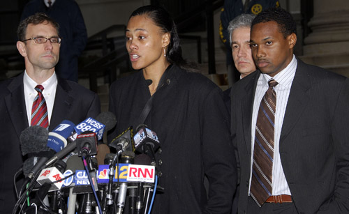 Marion Jones Gets 6 Months in Prison