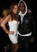 Mariah Carey and Mario at TAO Nightclub NYE 07/08
