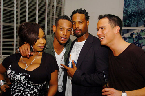 New York, The Wayans Bros, and Tailor Made at Social Miami