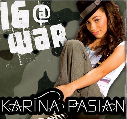 who is karina pasian dating