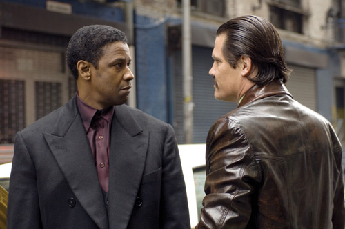 "SUIT AGAINST ""AMERICAN GANGSTER"" DISMISSED BY JUDGE"