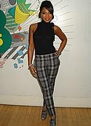 Ashanti on TRL - Feb. 27th 2008