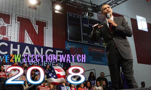 Senator Barack Obama Wins Louisiana, Nebraska, and Washington