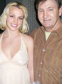 BRITNEY'S FATHER NOW (TEMPORARY) POWER OF ATTORNEY