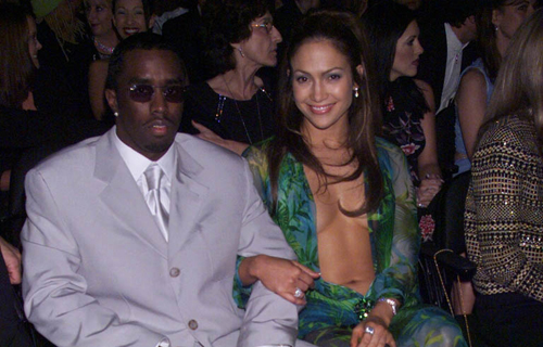 "Diddy: ""Jennifer Lopez is going to make a great mother"""