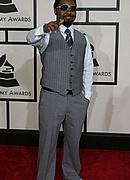 Musiq Soulchild at the 2008 Grammys