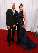 Alicia & Kerry on the GM Red Carpet