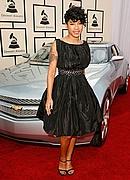 Keyshia Cole on the GM Red Carpet