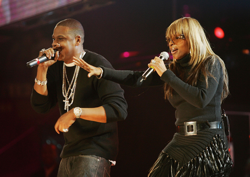 Jay-Z and Mary J. Blige Announce Tour