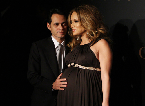 JENNIFER LOPEZ AND MARC ANTHONY RELEASE THE NAMES OF THEIR NEWBORN TWINS