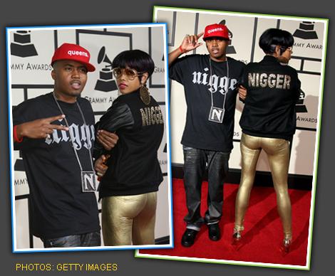 Nas & Kelis: Are They Serious?
