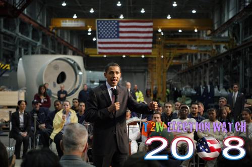 Barack Obama Wins Mississippi Primary