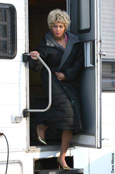 Beyonce As Etta James