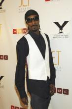 Snoop Dogg at Bow Wow's 21st bday party in Vegas